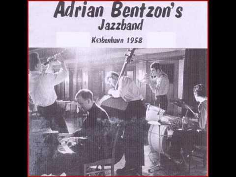 Adrian Bentzons Jazzband - København 1958