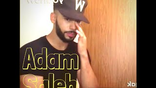ADAM SALEH EXPLAINING ABOUT TRUESTORYASA SPLIT UP??!! (must watch)