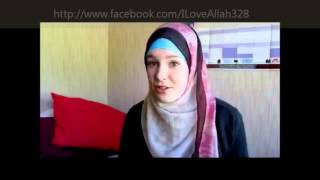 Christian Women Reverted To Islam [AMAZING CONVERT STORY]  2014
