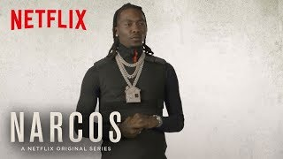 Narcos: Mexico   A Message from Offset   Netflix