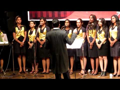 Carol Singing - St. Xaviers Mapusa 1st Prize