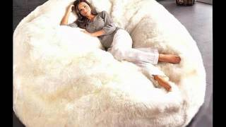 Bean Bag Chairs & Lounge Chairs | Cool And Comfortable Chair Designs