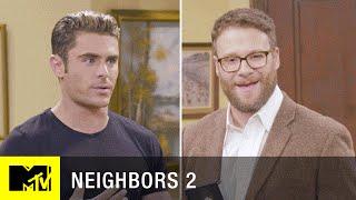 Mr. Rogen's Neighbors | Neighbors 2 (2016 Movie) | Seth Rogen, Zac Efron, Chloe Grace Moretz