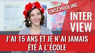 Interview — J'ai 15 ans et je n'ai jamais été à l'école