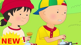 Funny Animated cartoons Kids | NEW | Captain Caillou | WATCH ONLINE | Cartoon for Children