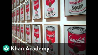 Andy Warhol, Campbell's Soup Cans: Why is this Art?