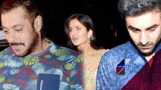 Katrina Kaif & Ranbir Kapoor exit after Salman Khan