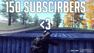 johnenvy - H1Z1 Montage #2 // Thanks for 150 subscribers //