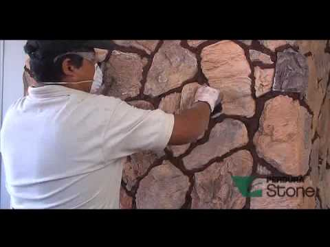 Instalacion Perdura Stone tipo Irregular