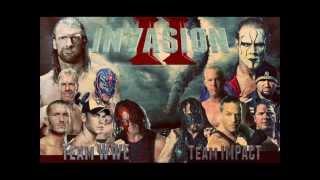 WWE VS TNA 2012