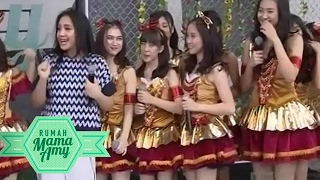 Nagita Slavina Jadi Personil JKT48?  - Rumah Mama Amy (10/2)