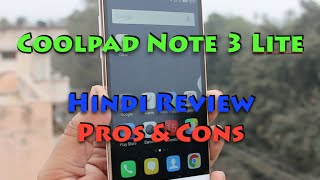 Coolpad Note 3 Lite Hindi Review