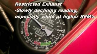 How to Use a Vacuum Gauge to Diagnose Engine Problems