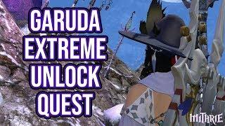 FFXIV 2.1 0151 Garuda Extreme Unlock Quest