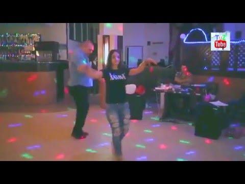 رقص آذری فوق العاده یه دختر آذری با پدر