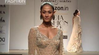 RABANI&RAKHA Spring Summer 2017 | INDIA Fashion Week by Fashion Channel