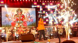 Falguni Pathak 2016 Mane Mavtar Male to Aamba Maa Malo
