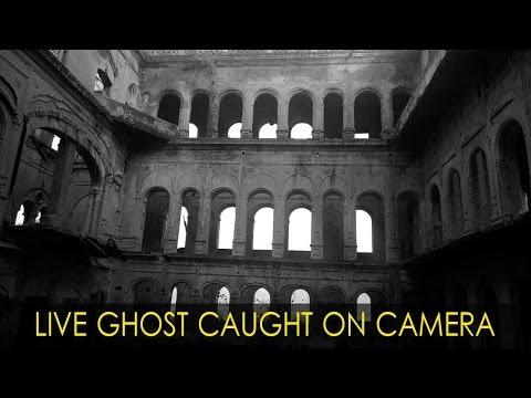 Real Ghost Video | Ghost Caught Live  in India November 2016