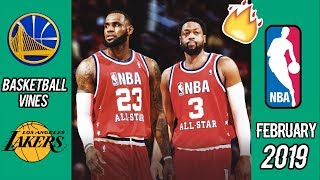 NEW BEST Basketball Vines of February 2019 ALL STAR WEEKEND