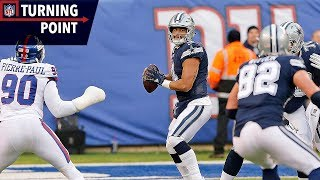 Dak Prescott & the Cowboys Power Past Giants with Hot 4th Quarter (Week 14)   NFL Turning Point