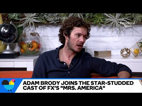 Adam Brody Is Terrified Excited Hopeful About The 2020 Election