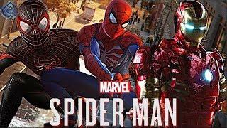 Spider-Man PS4 - DLC Ideas!