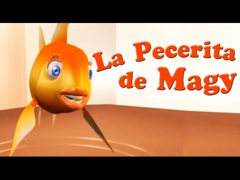 La Pecerita de Magy Cortometraje Animado 3D