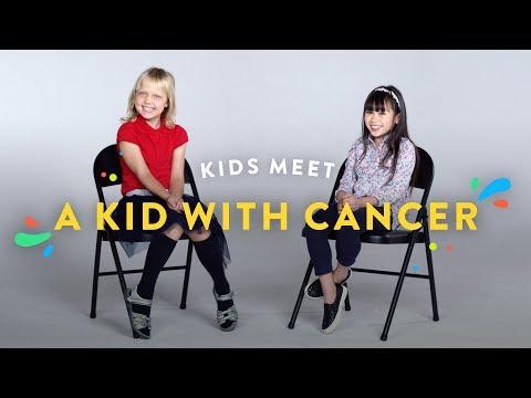 Kids Meet a Kid with Cancer Kids Meet HiHo Kids