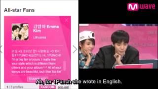 ONE (Jung Jaewon) Speaking English