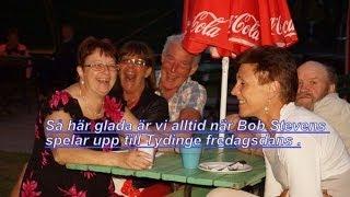Tydinge fredagsdans den 7 juni 2014 / musik : Bob Stevens