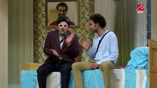 مسرح مصر - خطة جهنيمة من علي ربيع ومصطفى خاطر لإقناع أشرف عبدالباقي للسفر في روسيا