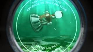 MST3K: Revenge of the Creature DVD Menu