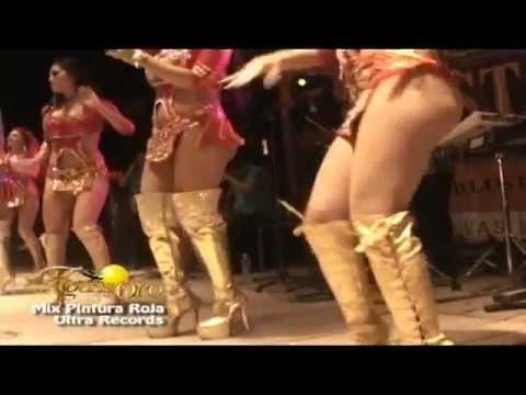 Las Aguas de Oro Mix Pintura Roja Ultra Records