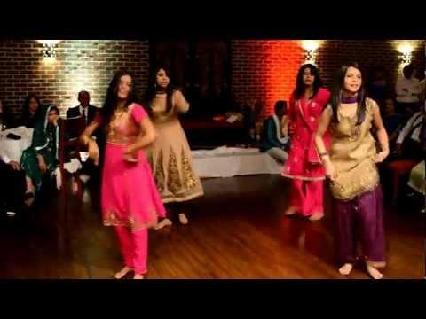 Montreal pakistani wedding