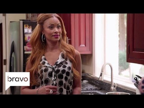 RHOP: This Was Everyone's Face When Charrisse Made That Marriage Announcement (Season 2) | Bravo