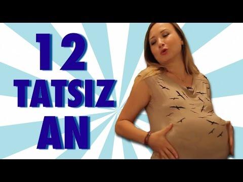 Kadınları Zor Durumda Bırakan 12 Tatsız An