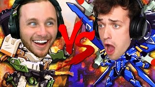 BASTION NEEDS A NERF | OVERWATCH One vs One