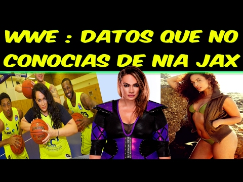 Xxx Mp4 WWE DATOS QUE NO CONOCÍAS DE NIA JAX 3gp Sex