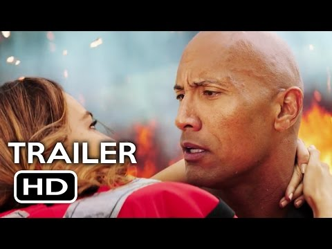 Baywatch Official Trailer #1 (2017) Dwayne Johnson, Zac Efron Comedy Movie HD