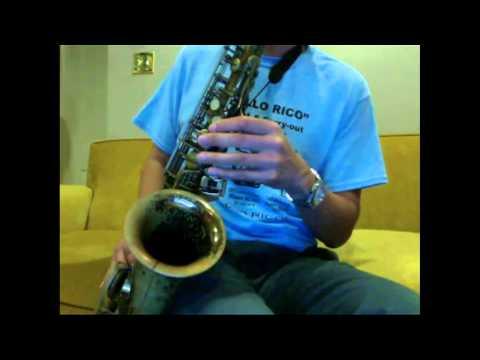 Xxx Mp4 Vintage Brilhart Level Aire Mouthpiece On 1967 Selmer Mark VI Alto Saxophone 3gp Sex