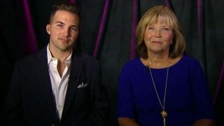 Mom who went to classes with quadriplegic son awarded MBA