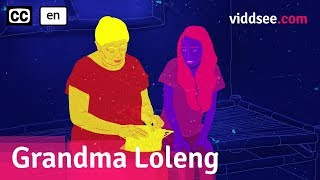 Grandma Loleng - Philippines Animation Short Film Drama // Viddse.com