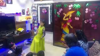 Gulabachi Khali Kashi haldi ne Maa Kali Ritika dance haldi dance rj video