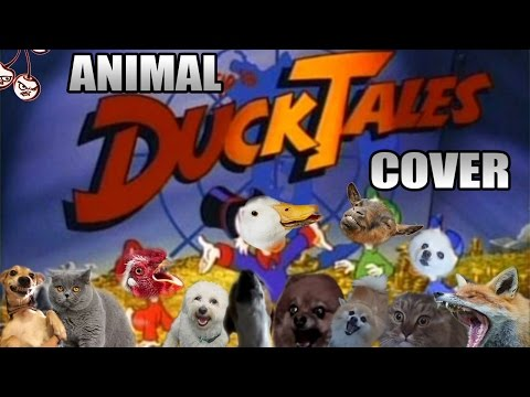 Duck Tales (Animal Cover)