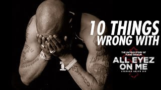 10 Things The 2pac All Eyez On Me Movie Got Wrong
