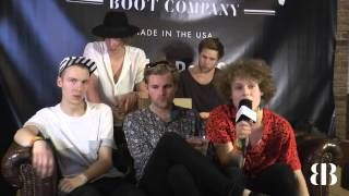 Urban Cone Interview with Brooklyn Boot Company at SXSW