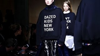 DKNY | Fall Winter 2016/2017 Full Fashion Show | Exclusive