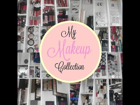 My Makeup Collection | Favourites of 2015 | Requested