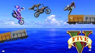 GTA 5 -SHQIP-  Extra Parkour mbi LIQEN !!!!!!!!