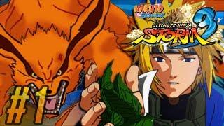 Naruto Shippuden Ultimate Ninja Storm 3 (English Dub): Part 1 (Hero)